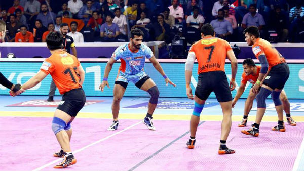 Pro Kabaddi League 2019 : Bengal Warriors vs U Mumba Semifinal 2 match result