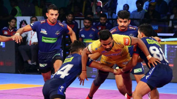 Pro Kabaddi League 2019 : Haryana Steelers, Jaipur Pink Panthers won