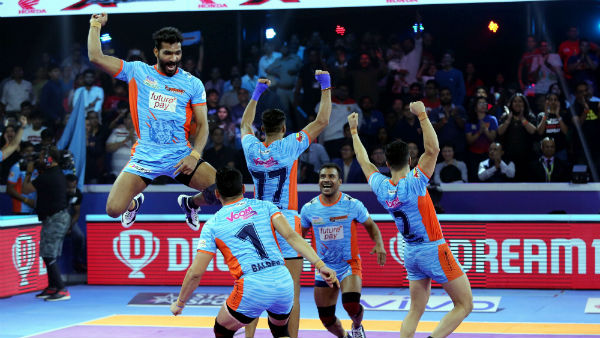 Pro Kabaddi League 2019 : Dabang Delhi vs Bengal Warriors Final match result