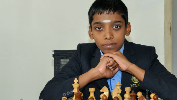 Praggnanandhaa won world youth under 18 championship
