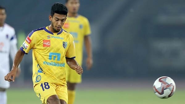 ISL 2019-20 : Sahal says he is making sure pressure does not affect my game