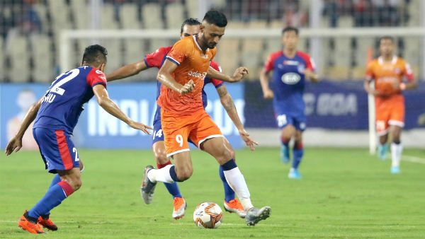 ISL 2019-20 : FC Goa player Manvir Singh talked about his goal in this season