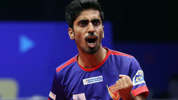 Sathiyan Enters last -16 in ITTF World Cup