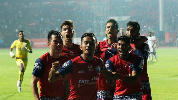 ISL 2019 - 20 : வெற்றியை கோட்டை விட்ட சென்னை அணி.. போராடி டிரா செய்த ஜாம்ஷெட்பூர்!