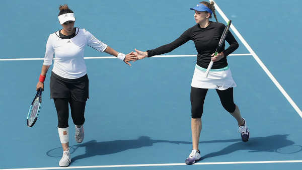 Australian Open Sania Mirza Pulled Out Of Mixed Doubles