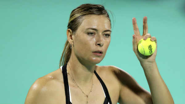 Maria Sharapova retired from tennis at the age of 32