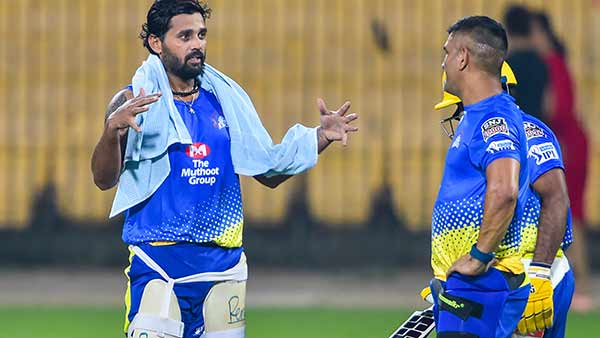 Coronavirus Threat - No contingency plans in IPL Yet