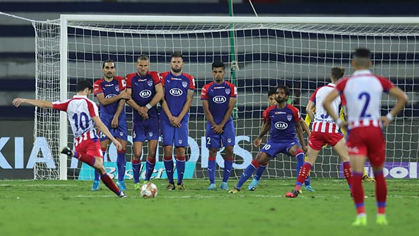 ISL 2019-20 Semi final 2 : Bengaluru FC vs ATK match result and highlights