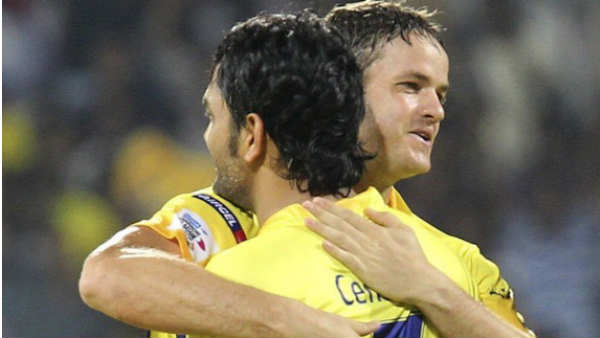 MS Dhoni and stability two big reasons for CSKs success :Albie Morkel