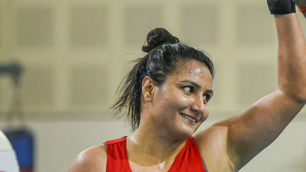 Pooja Rani gets Olympics berth