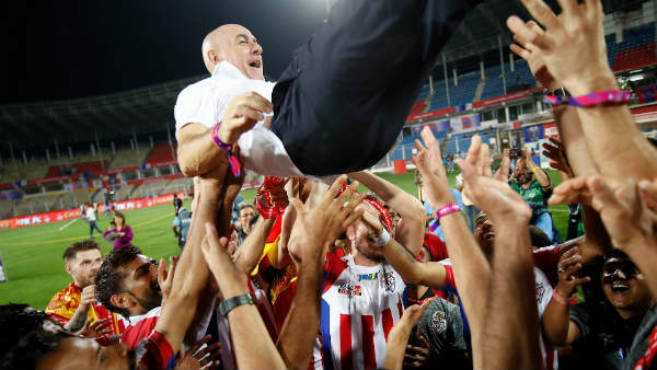 ISL 2019-20 : Habas brought success to ATK