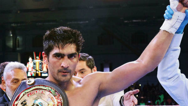 Vijender Singh Hopes His Pro Career Will Resume In Second Half 2020