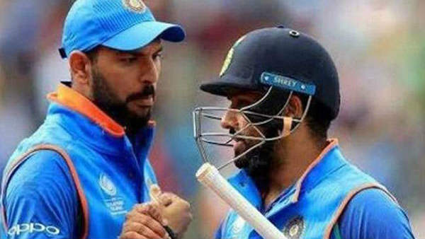 Rohit Sharma reminded me of Inzamam in his early days: Yuvraj recalls