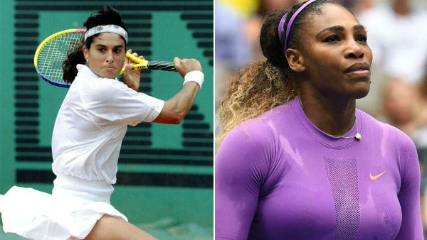 If I Were To Play Against A Current Player I Would Choose Serena Williams Gabriela Sabatini