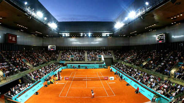 Madrid Open 2020 Tennis Series Cancelled
