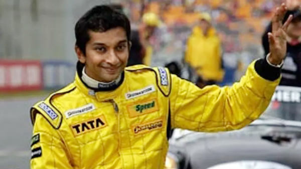 Narain Karthikeyan - first Fornula One driver from India