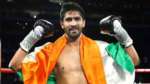 Vijender Singh is a pioneer of Boxing in India