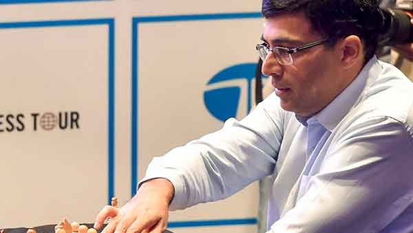 Viswanathan Anand pride of India in Chess