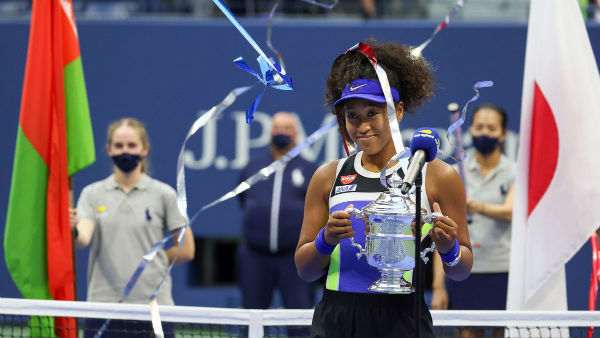 Us Open 2020 Naomi Osaka Beats Victoria Azarenka In Women S Singles Title