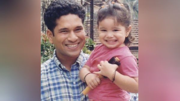 Sachin Tendulkar Took To Instagram To Share A Cute Pic With Daughter Sara