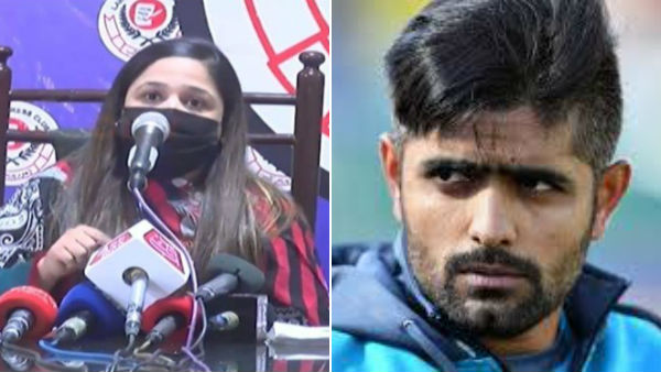 Women Complaint Against Babar Azam