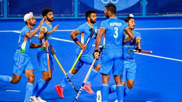 போட்டி முழுக்க ஆதிக்கம்.. ஸ்பெயினை திணறடித்த இந்திய ஹாக்கி அணி.. 3-0 என்ற கோல் கணக்கில் வெற்றி