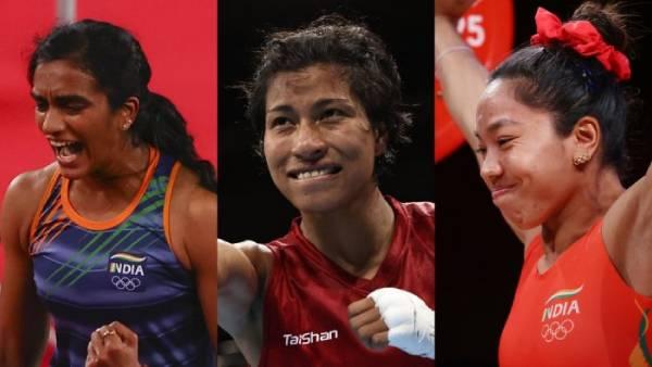 1 தென்னிந்தியா.. 2 வடகிழக்கு.. 3 பெண்கள்.. ஒலிம்பிக்கில் இந்தியாவிற்காக பதக்கம் வாங்கிய படை.. லிஸ்ட்