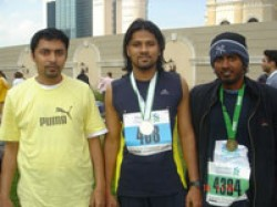 Sports Indians Participate In Huge Number In Dubai