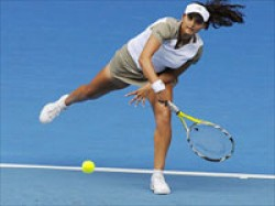 Sports Sania Enters Second Round Of Pattaya Open
