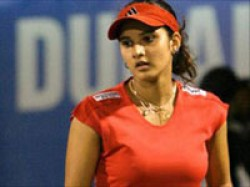 Sports Sania Enters Round 2 In Indian Wells Open