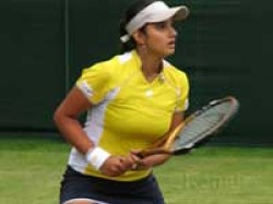 Sports Sania Bows Out Of French Open Singles