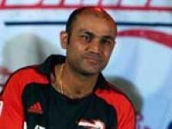 Sports Viru Quits As Daredevils Captain Gambhir