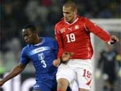 Football Switzerland Honduras
