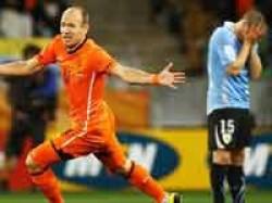 Football Netherlands Uruguay