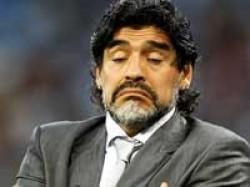 Football Argentina Statue