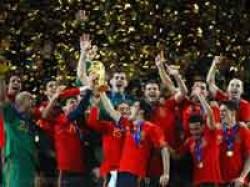 Football Finals Spain Netherlands