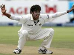 India Cricket Sreesanth Srilanka Test Series