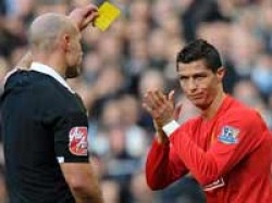 Football Yellow Red Cards
