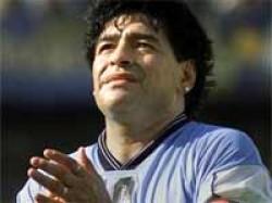 Football Argentina Maradona