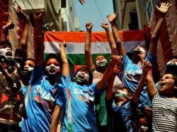 Indians Celebrate Across World Wc Triumph Aid