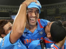 Wc If Lost Questioned Dhoni Aid