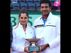 Sports Bhupathi Mirza Pair Win Maiden French Open Mixed Double