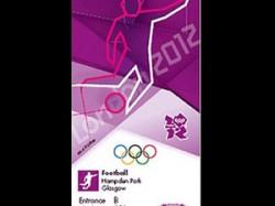 Sports London 2012 Olympics 500 000 Footb