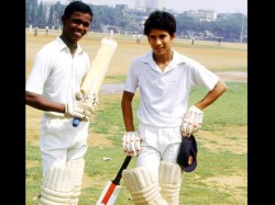 Sports Record Sachin Tendulkar Vinod Kambli Historic