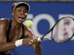 Williams Denied New Record Worlds Fastest Serve