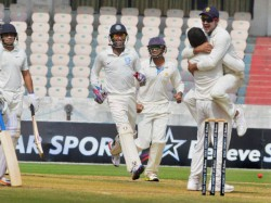 Karnataka Seventh Heaven Win Ranji Trophy