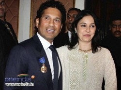 Writing Letters Anjali Was More Difficult Than Batting Sachin