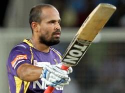 Yusuf Hurricane Blows Away Hyderabad