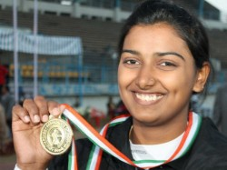 Indian Women S Team Bags Gold Archery World Cup
