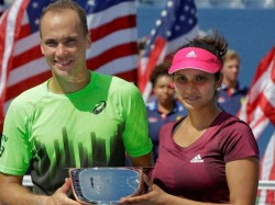 Sania Mirza Bruno Soares Win Us Open Mixed Doubles Title